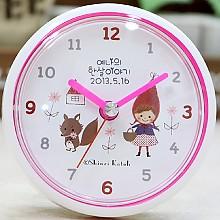 신지카토시계- 핑크
