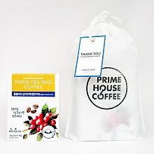 프라임하우스 삼각티백 커피답례품