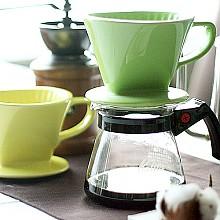 커피 드립퍼(그린)
