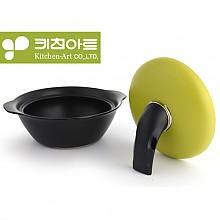 키친아트 내열냄비 1.0ℓ(넘침방지기능)