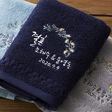 국화꽃웨딩[40수코마사 170g]