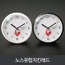 노스유럽치킨레드 시계