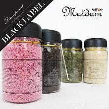 블랙라벨 맛담 색소금 마늘금/톳/시금치/복분자