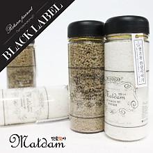 블랙라벨 맛담 천일염/함초