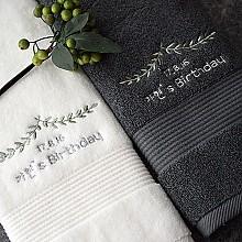 [돌답례품/돌잔치답례품/돌답례타올]<br>[호텔용] 럭셔리 호텔 라인 타올 (190g)