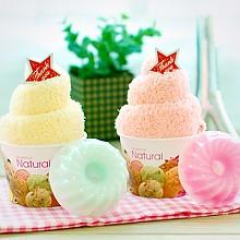 콤비세트/아이스크림+머핀수제비누